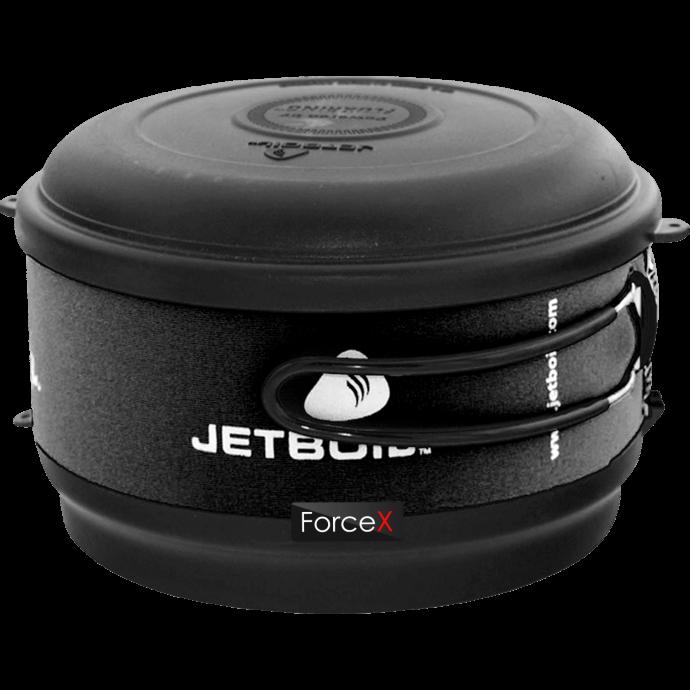 Кастрюля Jetboil FluxRing Cook Pot Black, 1.5 л