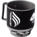 Чашка Jetboil Short Spare Cup Carbon, 1 л