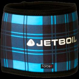Неопреновый чехол для чашки Jetboil Cozy Minimo Blue Plaid
