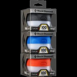 Набор фонарей Black Diamond - Moji 3 Pack Blue / Orange / Graphite, 100 люмен
