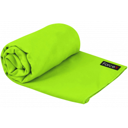 Полотенце туристическое антибактериальное Sea To Summit - DryLite Towel Lime, M (50x100 см)