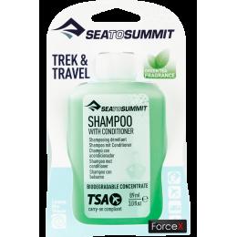 Шампунь Sea To Summit Trek & Travel Liquid Conditioning Shampoo Green, 89 мл