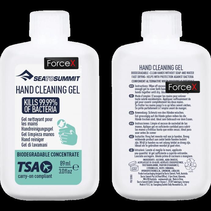 Жидкое мыло для рук Sea To Summit Trek & Travel Liquid Hand Cleaning Gel White, 89 мл