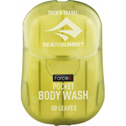 Гель для душа Sea To Summit Trek & Travel Pocket Body Wash 50 Leaf Green