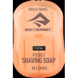 Мыло для бритья Sea To Summit Trek & Travel Pocket Shaving Soap Orange