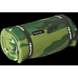 """Коврик Polifoam """"Компакт"""" с декоративной пленкой (190x55x0.4см) хаки"""