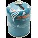 Резьбовой газовый баллон Jetboil Jetpower Fuel Blue, 450 г