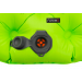 Надувной коврик Sea To Summit - Air Sprung Comfort Light Insulated Mat Rectangular Green, 201x64x6.3 см
