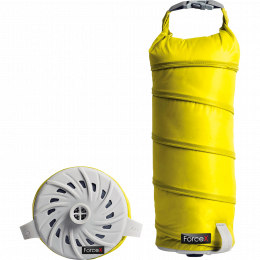 Насос для коврика Sea To Summit - Jet Stream Pump Sack Lime