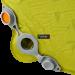 Самонадувной коврик Sea To Summit - Self Inflating Camp Mat Rectangular Wide, Olive, 183x64x3.8 см