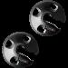 Снежные кольца для треккинговых палок Black Diamond Z-Pole Snow Baskets, 60 мм (Комплект)