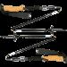 Палки треккинговые Black Diamond Alpine FLZ, 120-140 см