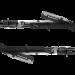 Палки для бега и треккинга Black Diamond Distance FLZ, 105-125 см