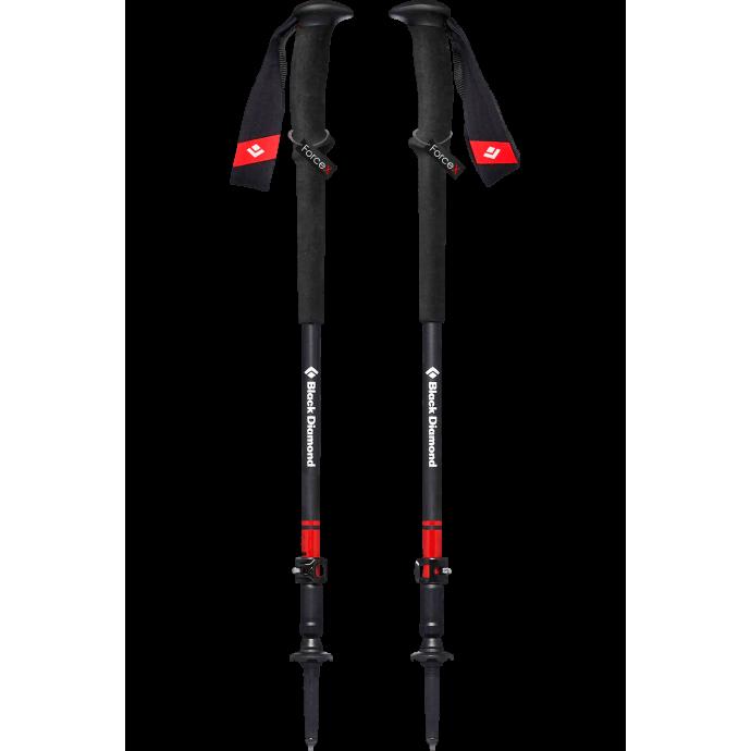 Палки треккинговые Black Diamond Trail Pro, 105-140 см