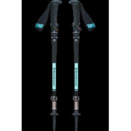 Палки треккинговые Black Diamond W Trail Pro Shock, 95-125 см