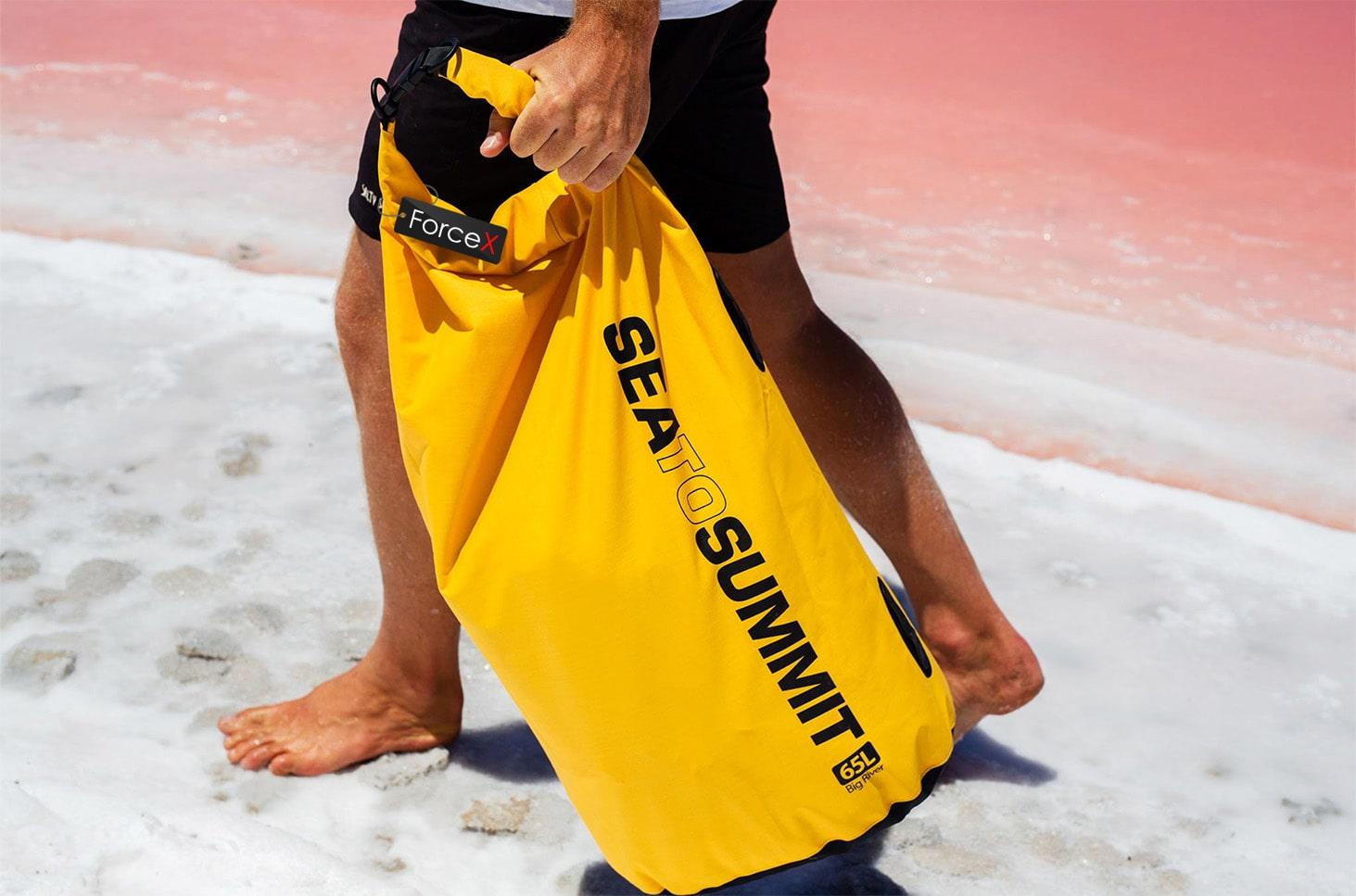 Sea To Summit - Big River Dry Bag Apple Green, 20 л