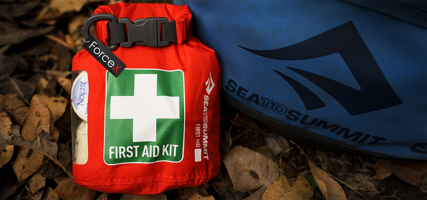 Sea To Summit - First Aid Dry Sack Day Use Red