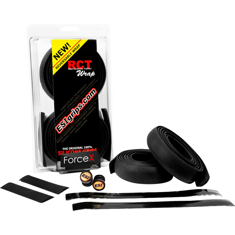Обмотка руля ESI RCT Wrap Black Promo