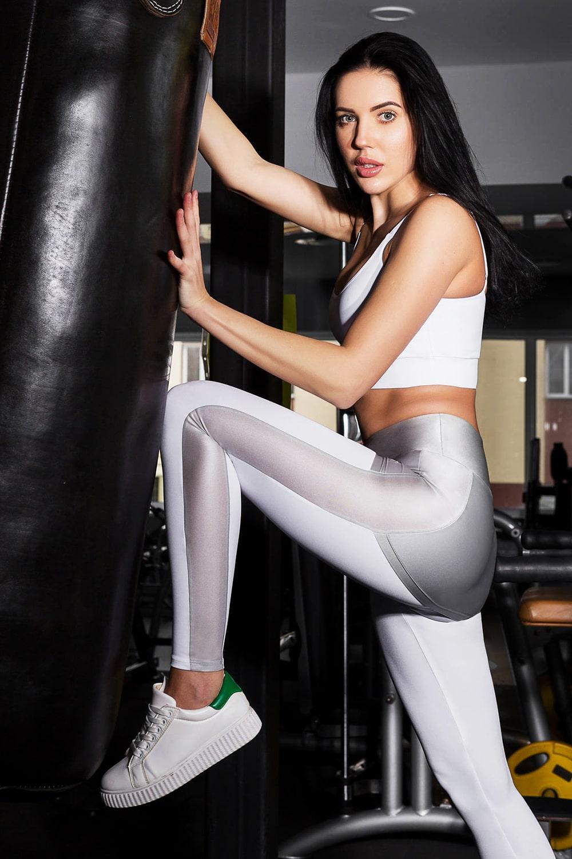 Sport Women Top Totalfit T50-C11 White Promo